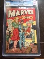 Marvel Mystery Comics #87 CGC 6.5 ow/w