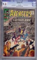 Avengers #36 CGC 0.0 w