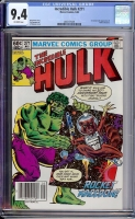 Incredible Hulk #271 CGC 9.4 ow