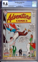 Adventure Comics #310 CGC 9.6 ow/w