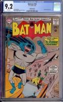 Batman #162 CGC 9.2 w Rocky Mountain