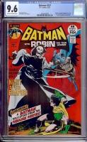 Batman #237 CGC 9.6 ow/w