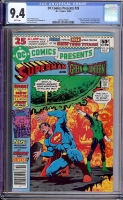 DC Comics Presents #26 CGC 9.4 w