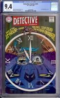 Detective Comics #375 CGC 9.4 ow