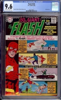 Flash #160 CGC 9.6 ow/w