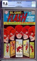 Flash #169 CGC 9.6 ow/w