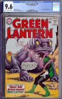 Green Lantern #34 CGC 9.6 ow/w