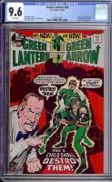 Green Lantern #83 CGC 9.6 w