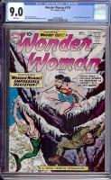 Wonder Woman #118 CGC 9.0 w