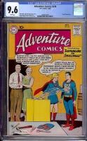Adventure Comics #278 CGC 9.6 w