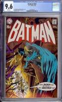 Batman #221 CGC 9.6 w
