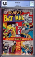 Batman #182 CGC 9.8 w