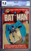 Batman #241 CGC 9.8 ow/w