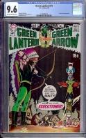 Green Lantern #79 CGC 9.6 ow/w