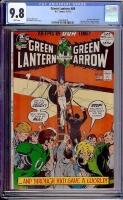 Green Lantern #89 CGC 9.8 w