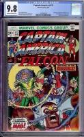 Captain America #172 CGC 9.8 ow/w