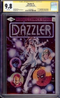 Dazzler #1 CGC 9.8 w CGC Signature SERIES