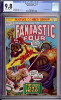 Fantastic Four #137 CGC 9.8 ow/w