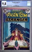 Phantom Stranger #27 CGC 9.8 w