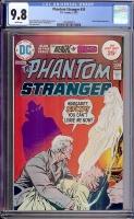 Phantom Stranger #35 CGC 9.8 w