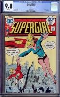 Supergirl #10 CGC 9.8 w