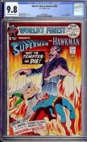 World's Finest Comics #209 CGC 9.8 ow/w