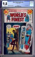 World's Finest Comics #216 CGC 9.8 w