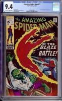 Amazing Spider-Man #77 CGC 9.4 ow/w