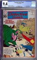 Detective Comics #295 CGC 9.4 w