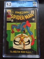 Amazing Spider-Man #35 CGC 9.2 ow/w
