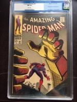 Amazing Spider-Man #67 CGC 9.4 w