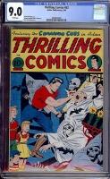 Thrilling Comics #52 CGC 9.0 w