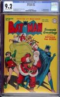 Batman #27 CGC 9.2 ow/w