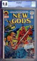 New Gods #7 CGC 9.8 w