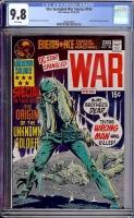 Star Spangled War Stories #154 CGC 9.8 w