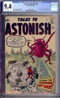 Tales to Astonish #39 CGC 9.4 w