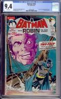 Batman #234 CGC 9.4 w