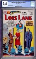Superman's Girlfriend Lois Lane #24 CGC 9.6 w