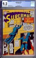 Superman #119 CGC 9.2 ow/w