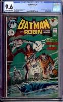 Batman #235 CGC 9.6 ow/w