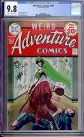 Adventure Comics #434 CGC 9.8 ow/w