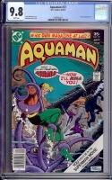 Aquaman #57 CGC 9.8 w