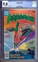 Aquaman #59 CGC 9.8 ow/w