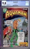 Aquaman #62 CGC 9.8 w