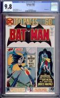 Batman #261 CGC 9.8 w