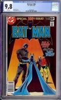 Batman #300 CGC 9.8 w