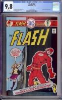 Flash #240 CGC 9.8 w