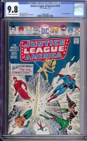 Justice League of America #126 CGC 9.8 ow/w