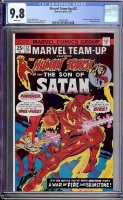 Marvel Team-Up #32 CGC 9.8 w