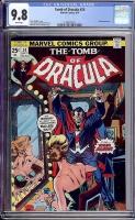 Tomb of Dracula #24 CGC 9.8 w